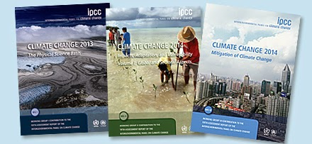 the IPCC report: climate change evidence and impact