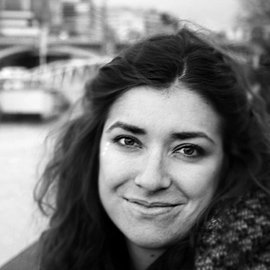 Helga Viegas - photo in London 2009