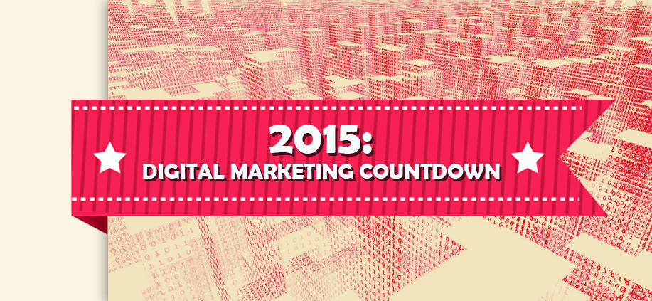 Key trends for digital marketing in 2015
