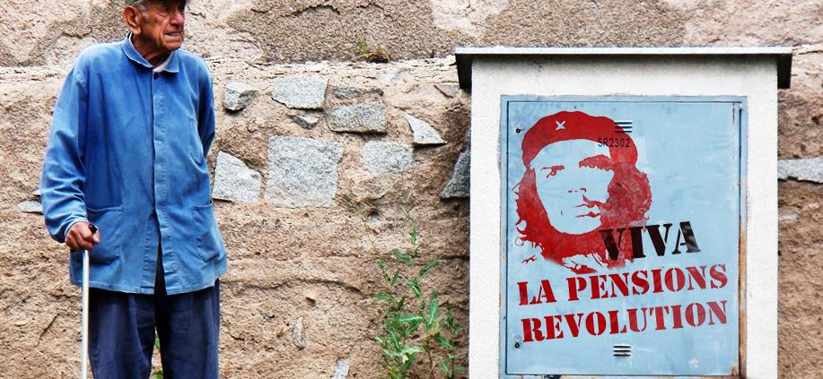 Viva la pensions revolution